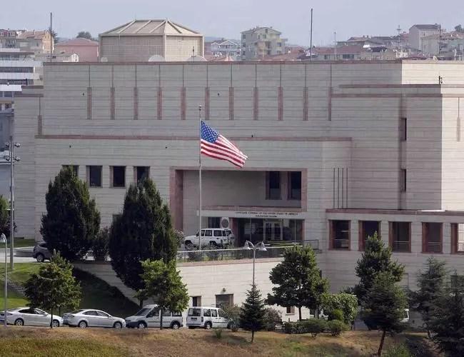 EE.UU. suspende todos los servicios de visas de no inmigrantes en Turquía