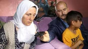 Erdoğan, Ağrı'da öldürülen bakkalın eşiyle konuştu