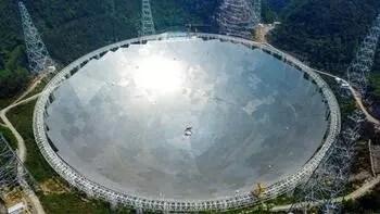 Çin'in FAST teleskobu 43 atarca yıldız keşfetti