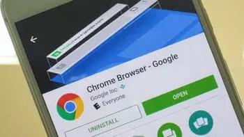 """Google Chrome mobil için """"karanlık"""" dönem başlıyor!"""