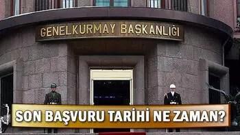 Milli Savunma Bakanlığına uzman yardımcısı alımı yapılıyor! Başvuru şartları neler?