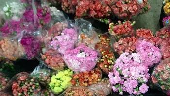 Sevgililer Günü'nde 2.5 milyar liralık çiçek satılacak