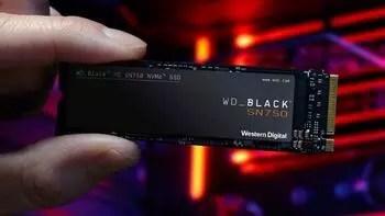 Kapsamlı bir inceleme: WD Black SSD SN750 NVMe