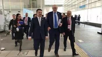 Bakan Pakdemirli G20 Tarım Bakanları Zirvesi'nde