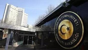 Dışişleri Bakanlığı'ndan KKTC açıklaması: Türkiye haklarını korumaya devam edecektir