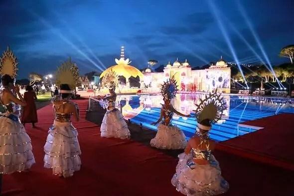 Antalya bu düğünü konuşuyor... Ünlü pırlantacının oğluna 2 milyon dolarlık düğün