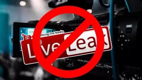 Liveleak.com Türkiyede erişime kapatıldı