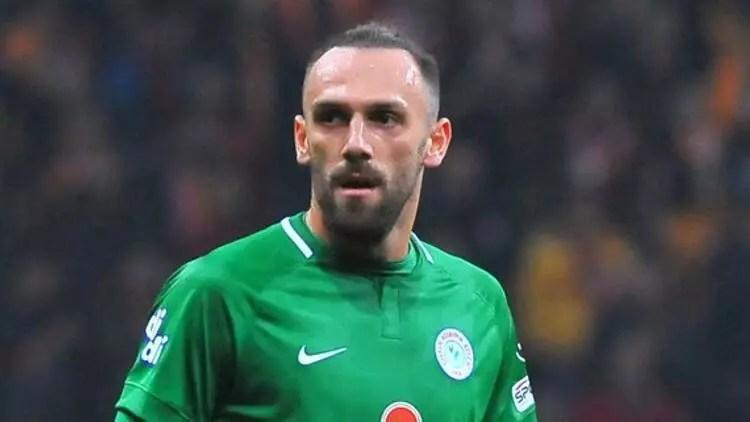 Vedat Muriqi 'Fenerbahçe' dedi