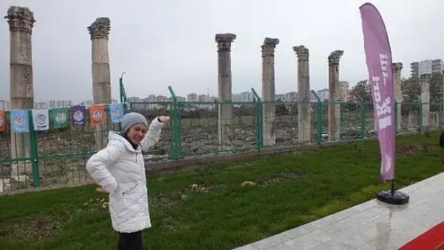 Soli Pompeiopolis bisiklet ve yürüyüş yolu açıldı