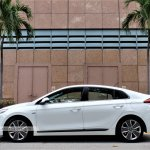 Used 2017 Hyundai Ioniq Hybrid 1 6a Gls Sunroof For Sale Expired Sgcarmart