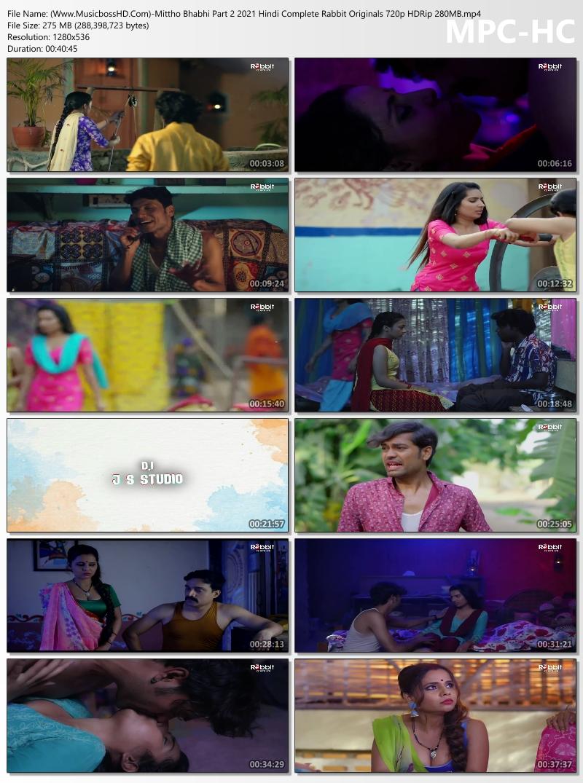 Www-Musicboss-HD-Com-Mittho-Bhabhi-Part-2-2021-Hindi-Complete-Rabbit-Originals-720p-HDRip-280-MB-mp4