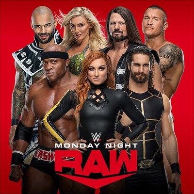 WWE Monday Night Raw 20 September 2021 English 480p HDTV 550MB Download