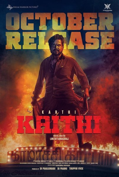 Kaithi (2019) Dual Audio 720p UNCUT HDRip x264 ESubs 1.2GB