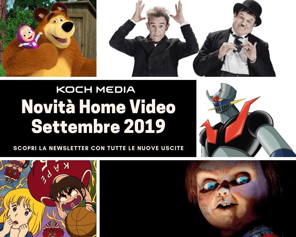 Koch Media presenta le uscite di Settembre 2019