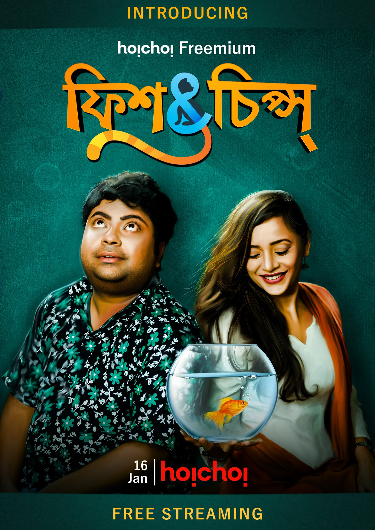 Fish and Chips (2021) S01 Bengali Complete Web Series 720p HDRip 700MB Download