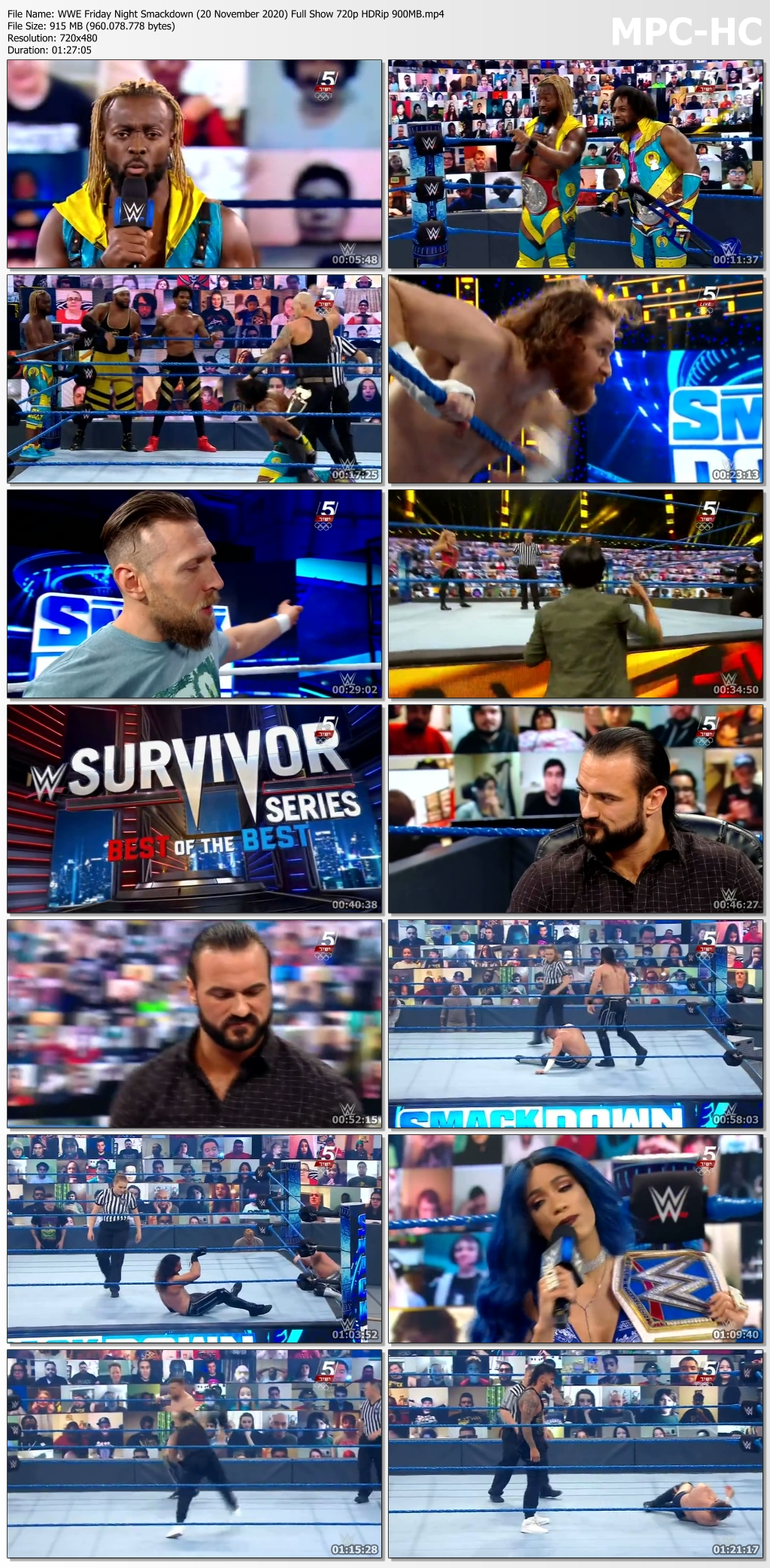 WWE-Friday-Night-Smackdown-20-November-2020-Full-Show-720p-HDRip-900-MB-mp4-thumbs