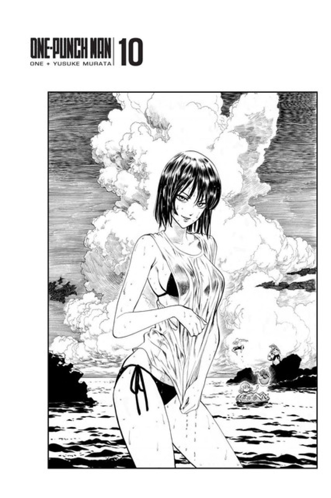 One Punch Man Chapter 52-014