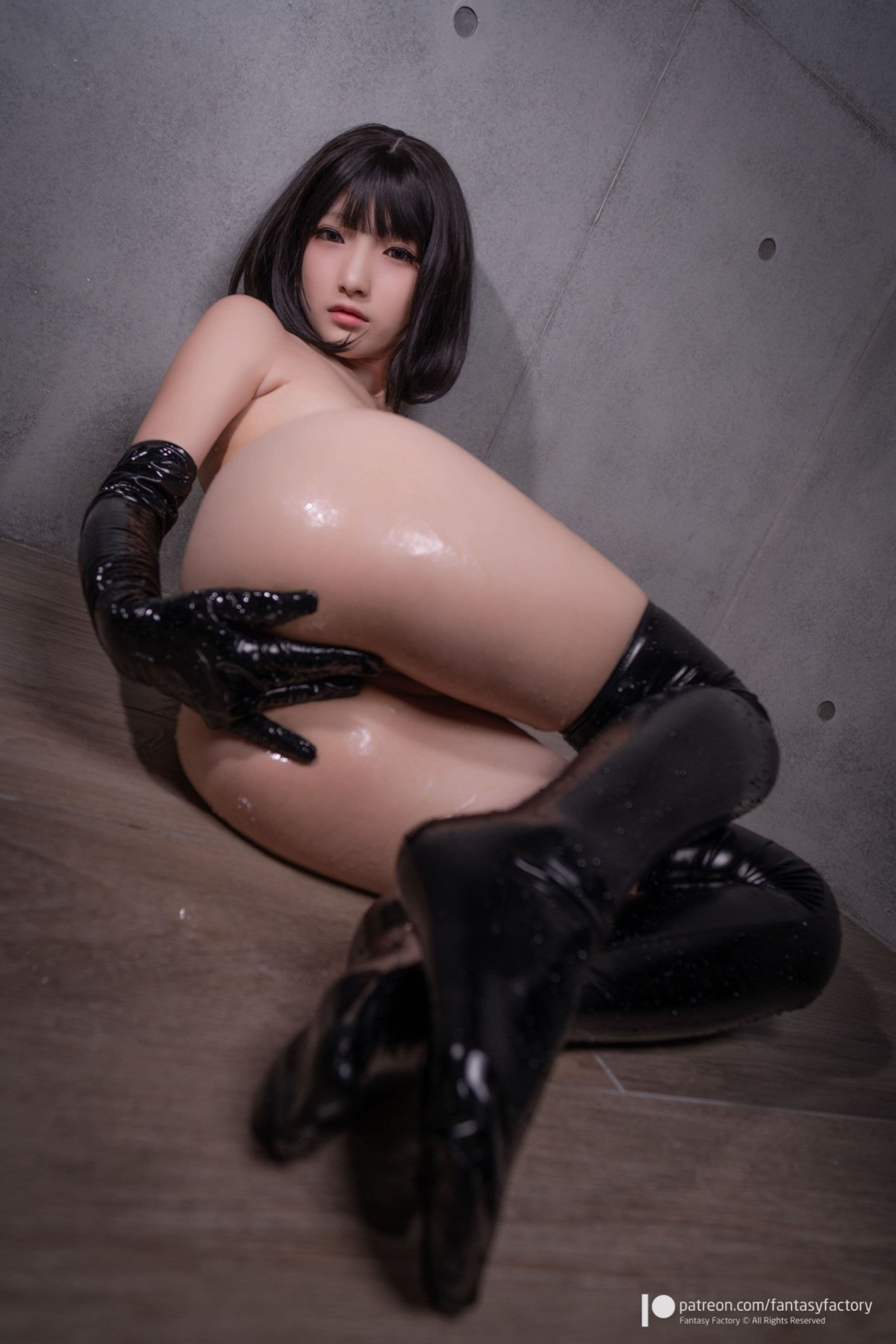 台湾超人気コスプレイヤーのエロ画像 小丁こまち Kochou2-041