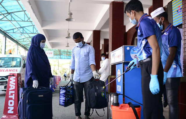 COVID-19 clearance mandatory for travel to Bangladesh