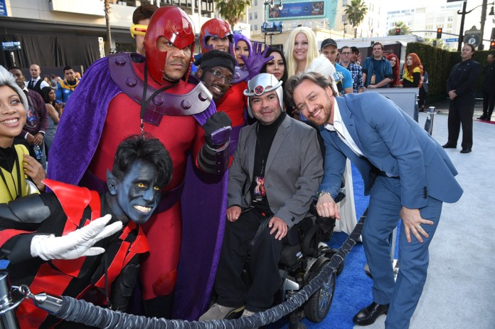 X-Men-Dark-Phoenix-Los-Angeles-Premiere-17