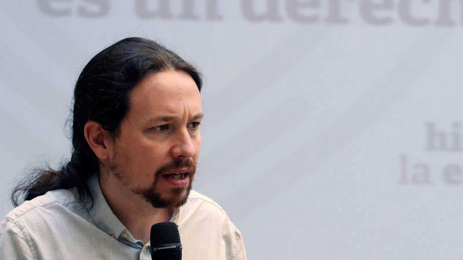 Imputan al ex número 2 de Interviú por la revelación de secretos de Pablo Iglesias