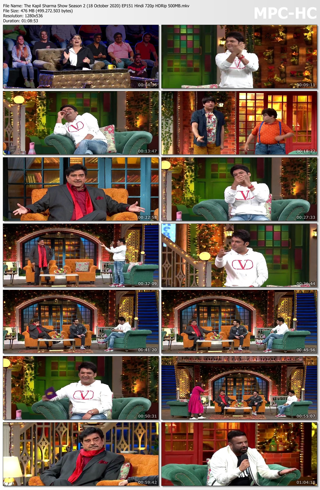 The-Kapil-Sharma-Show-Season-2-18-October-2020-EP151-Hindi-720p-HDRip-500-MB-mkv-thumbs
