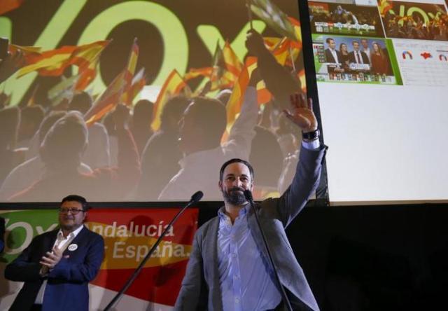 EQUO Verdes – INICIATIVA considera una pésima noticia el auge de la extrema derecha
