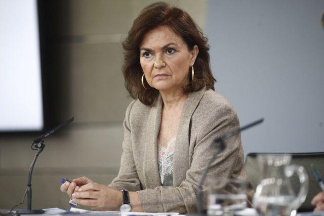 Calvo insiste en gobernar en solitario, pide a Podemos que reflexione sobre sus resultados y arremete contra Cs