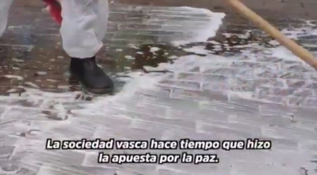 Vídeo   SORTU ha desinfectado los improperios y palabras de odio vertidas por Rivera hoy en Ugao