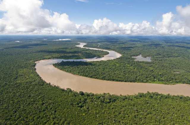 Los derechos del río