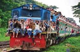 লকডাউনে বন্ধ থাকবে যাত্রীবাহী ট্রেন