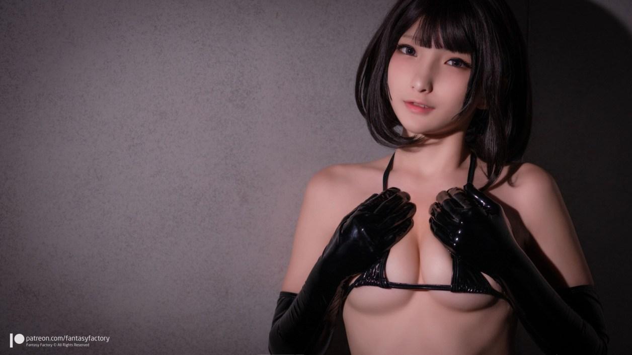 台湾超人気コスプレイヤーのエロ画像 小丁こまち Kochou2-002