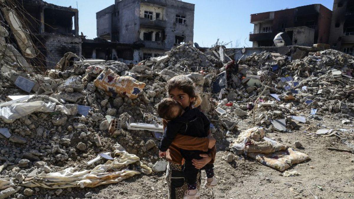 Unicef denuncia que la falta de fondos deja en peligro a millones de niños en zonas de conflicto y desastres