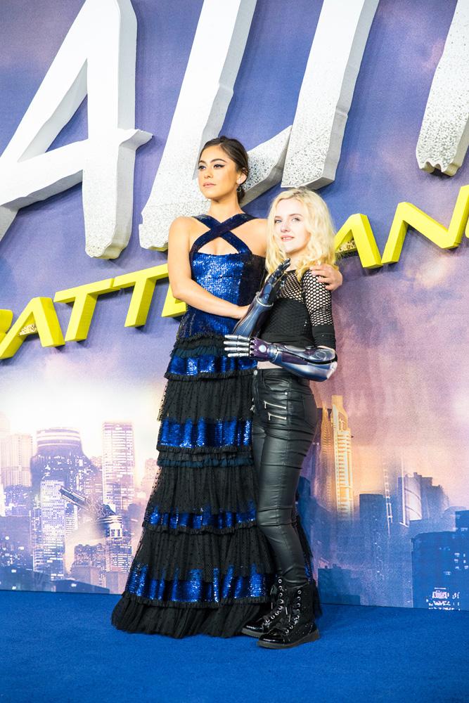 Alita-Battle-Angel-London-Premiere-7