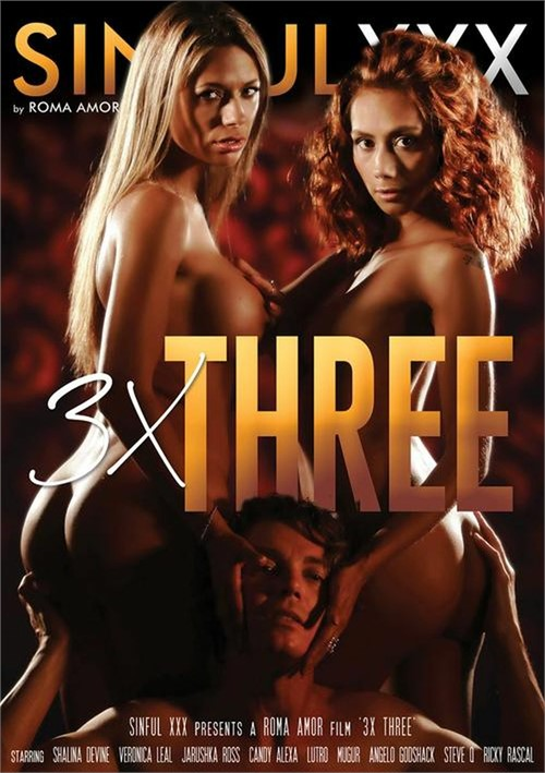 (18+) 3 X Three (2021) SinfulXXX Adult Movie 720p | 480p | Bluray X265 AAC Download