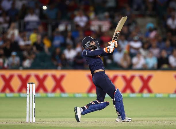 -Ravindra-Jadeja-of-India-bats-during-game-one-of-the-Twenty20-Interna