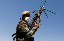তাজিকিস্তানে পালাচ্ছে আফগান সৈন্যরা