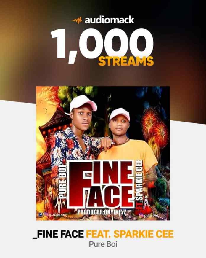 Mp3 Download: PureBoi – Fine Face ft. Sparkie Cee