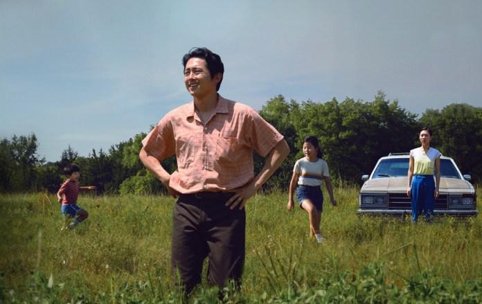 MINARI-T-F-U-RAlan-S-Kim-Steven-Yeun-Noel-Cho-Yeri-Han-Director-Lee-Isaac-Chung-Credit-David-Bornfri