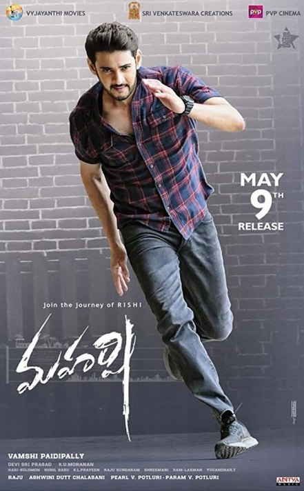 Maharshi 2020 Multi Audio UNCUT 720p HDRip ESub 1.2GB