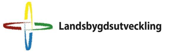 Landsbygdsutvecklingen vid Ålands landsbygdscentrum