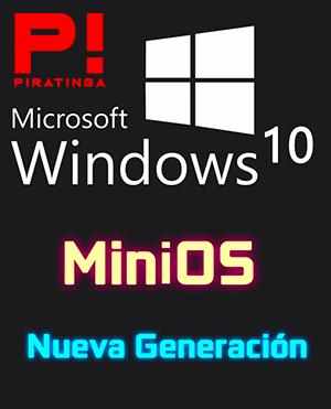 Windows MiniOS Nueva Generación (v2020.06) [x86 – x64 Bits]