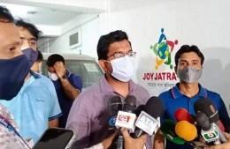 বৈধ কাগজ মেলেনি, জয়যাত্রা টিভি অফিস সিলগালা