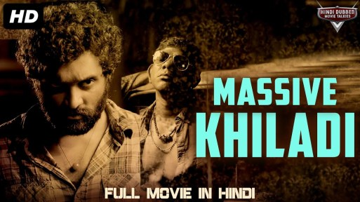 Massive Khiladi 2020 Hindi Dubbed 720p HDRip 800MB