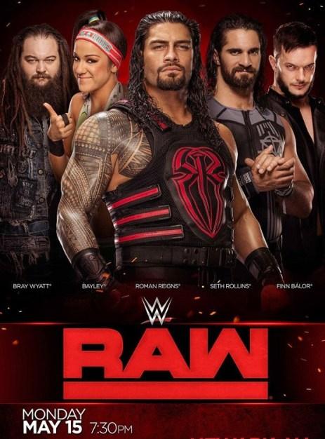 WWE Monday Night Raw (12 October 2020) English 720p HDTV 1.4GB Download