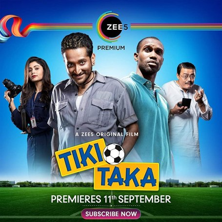 Tiki Taka 2020 Hindi 720p ZEE5 HDRip ESubs 700MB