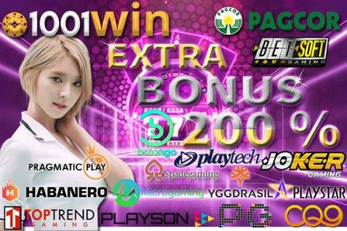 Situs Slot Online Terbaik Indonesia 1001WIN