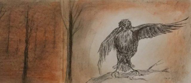 El Cuervo de Tres Ojos: Telegramas Rojos