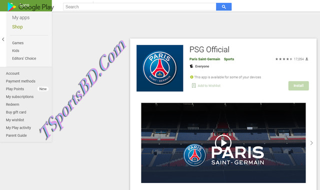 PSG-Official-Apps-on-Google-Play-copy