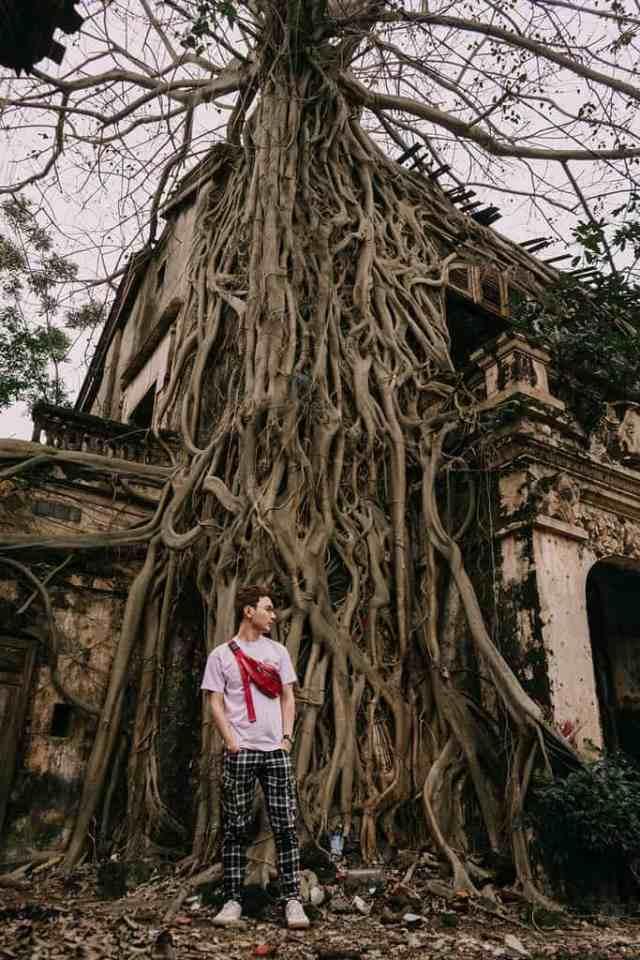 biệt phủ bỏ hoang ở Huế